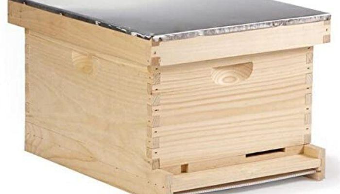 Langstroth-beehive