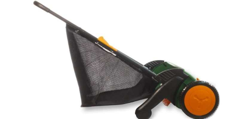 benefits of push lawn sweeper