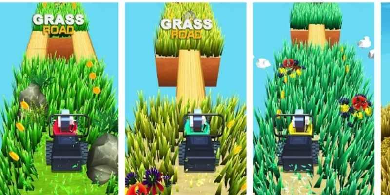 Grass-Road