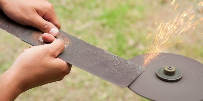 how much Lawn Mower Blade Sharpening Cost